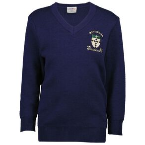 Schooltex Holy Family School Porirua Jersey with Embroidery