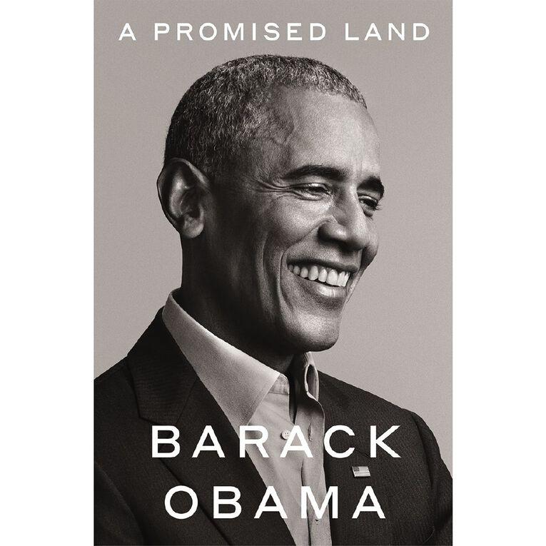 A Promised Land by Barack Obama, , hi-res