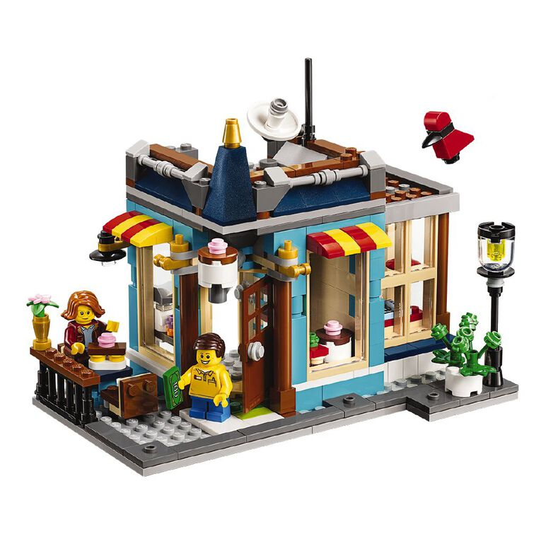 LEGO Creator Townhouse Toy Store 31105, , hi-res