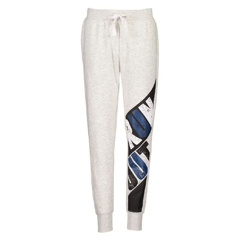 Young Original Printed Jogger Trackpants, Grey Light, hi-res image number null