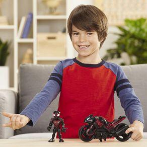 Marvel Avengers Super Hero Figure & Motorcycle Assorted