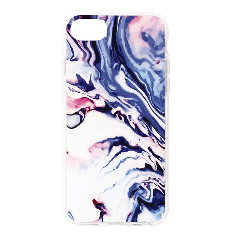 Positivity Iphone 6/7/8 Case Swirl Blue, , hi-res