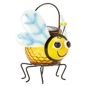 Kiwi Garden Buzzy Bee Solar Light