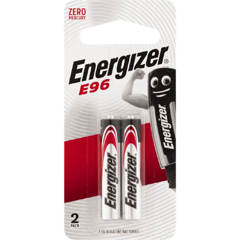 Energizer Lithium Batteries E96 AAAA 2 Pack, , hi-res