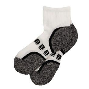 B FOR BONDS Men's Active Quarter Crew Socks 2 Pack
