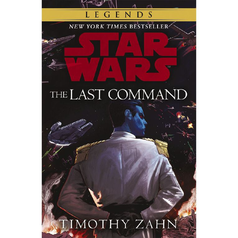 The Last Command by Timothy Zahn, , hi-res