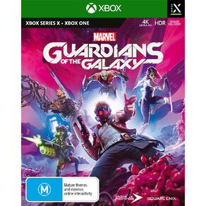 Xbox Series X Marvel's Guardians Of The Galaxy