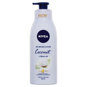 Nivea Coconut and Monoi Oil Body Lotion 400ml
