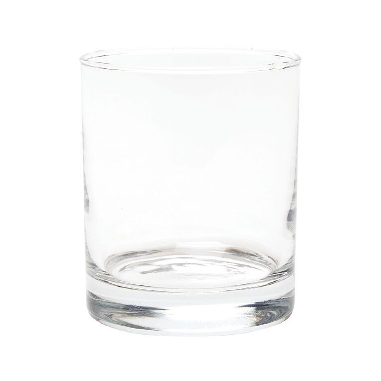 Living & Co Everyday Double Old Fashioned Glass, , hi-res