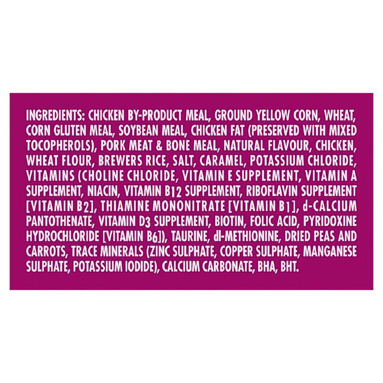 Whiskas Adult Dry Cat Food Meaty Selections 4kg Bag, , hi-res