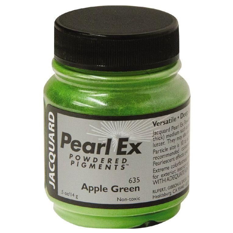 Jacquard Pearl Ex 14g Apple Green, , hi-res
