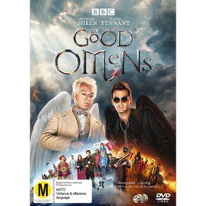 Good Omens DVD 2Disc