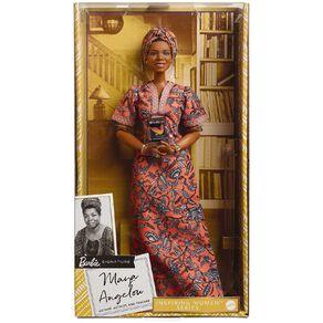Barbie Collector Inspiring Women - Maya Anjelou