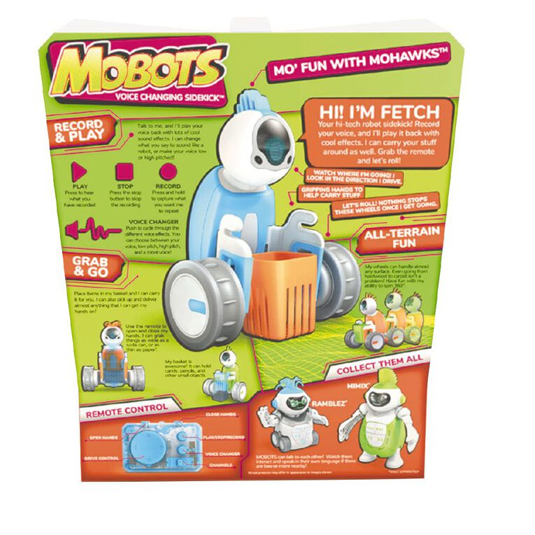 HEXBUGS Mobots Fetch Assorted, , hi-res