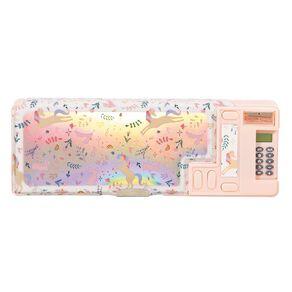 Kookie Enchanted Pop Up Pencil Case Pink