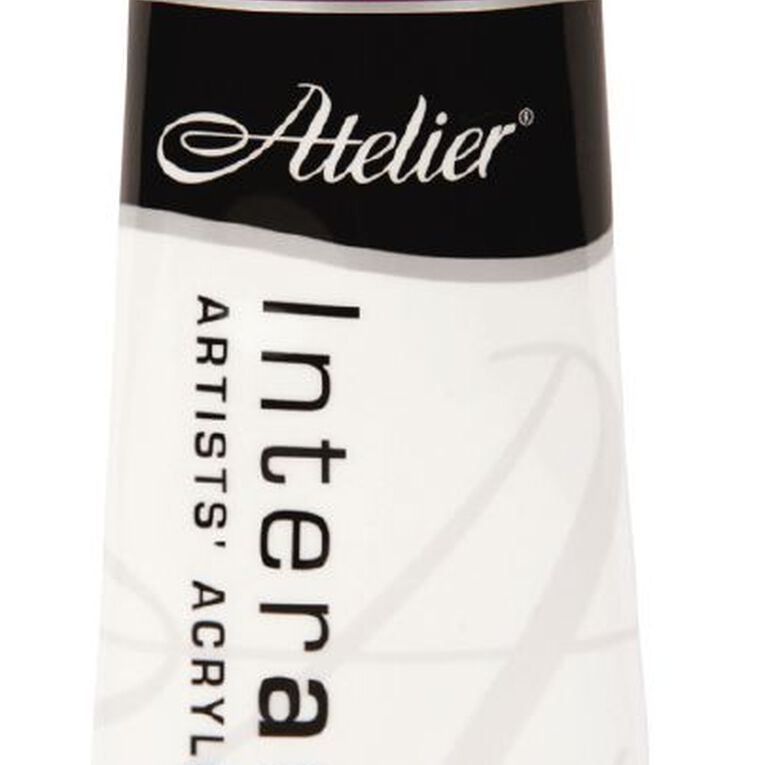 Atelier S3 Quinacridone 80ml  Red Violet Red, , hi-res