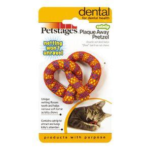 Petstages Plaque Away Pretzel