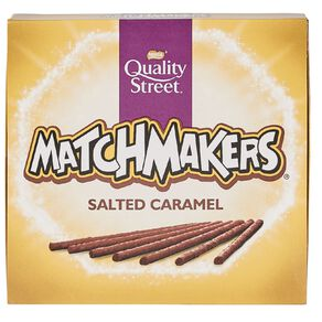 Nestle Quality Street Matchmakers Salted Caramel 120g