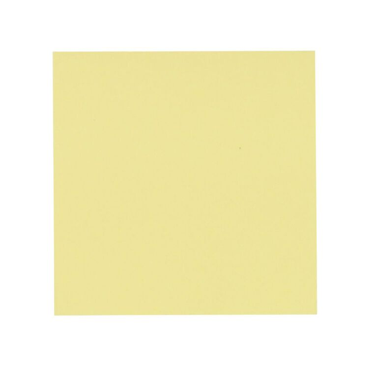 WS Sticky Notes 76mm X 76mm 100 Sheets, , hi-res