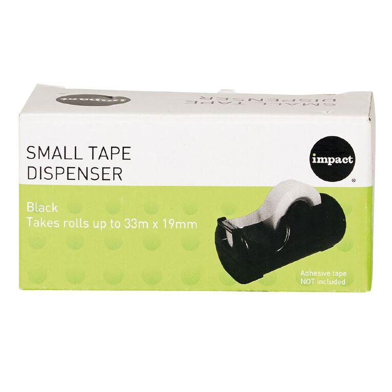 Impact Tape Dispenser Black Small, , hi-res