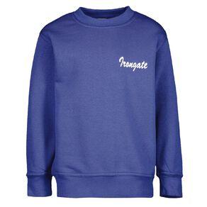 Schooltex Irongate Sweatshirt with Screenprint