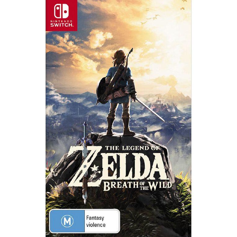 Nintendo Switch Zelda Breath of the Wild, , hi-res