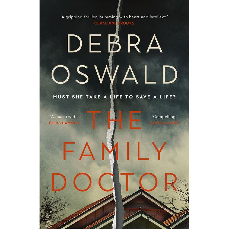 The Family Doctor by Debra Oswald, , hi-res