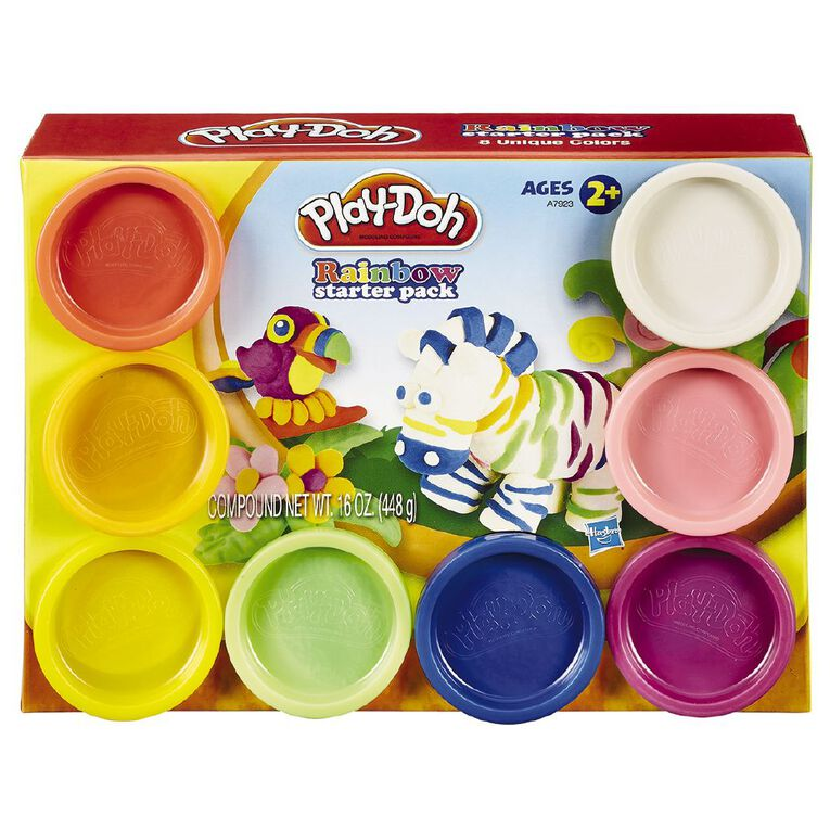 Play-Doh Rainbow Starter Pack, , hi-res