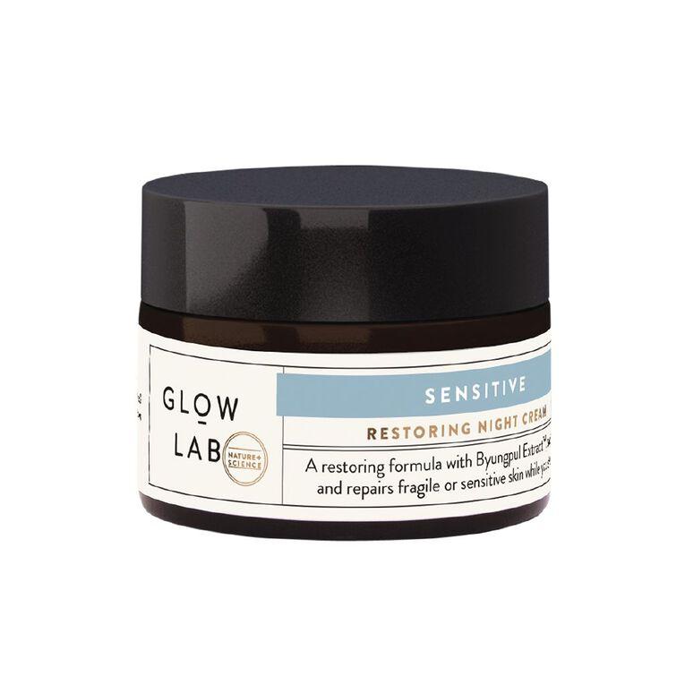 Glow Lab Sensitive Night Cream 50g, , hi-res