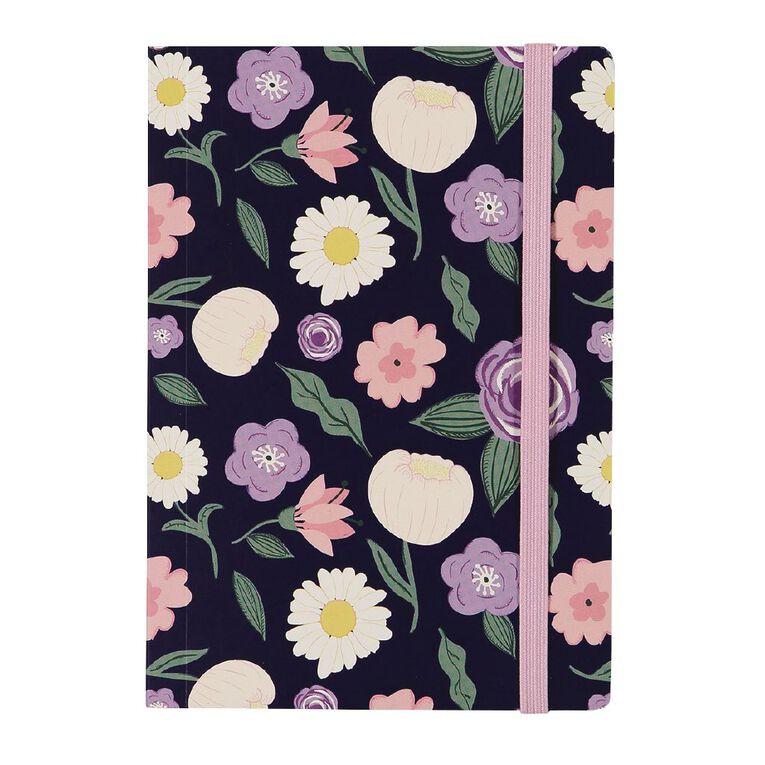Uniti Blossom Notebook Floral A6, , hi-res