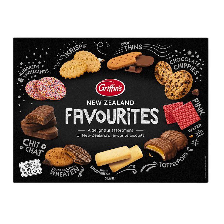 Griffins NZ Favourites Biscuits 500g, , hi-res