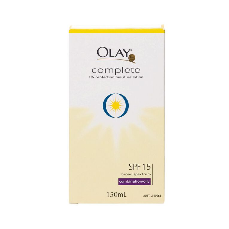 Olay Complete UV Lotion Combination/Oily 150ml, , hi-res image number null