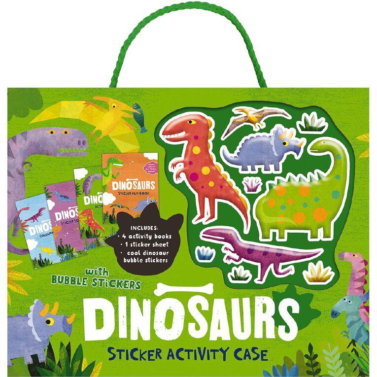Bubble Sticker Activity Case: Dinosaur, , hi-res