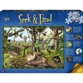 Puzzle Holdson Seek N Find 300XL PC Assorted