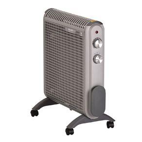 Living & Co Micathermic Heater 1800w  Black