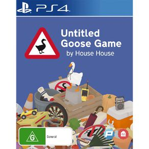 PS4 Untitled Goose Game PS4