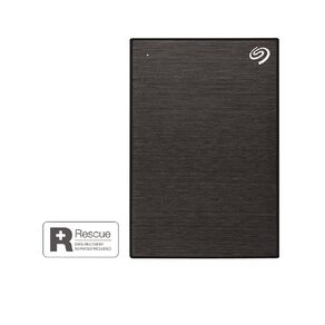 Seagate 4TB One Touch Portable HDD - Black
