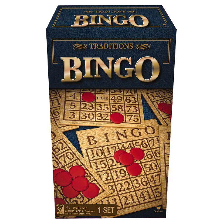 Traditions Bingo Game, , hi-res
