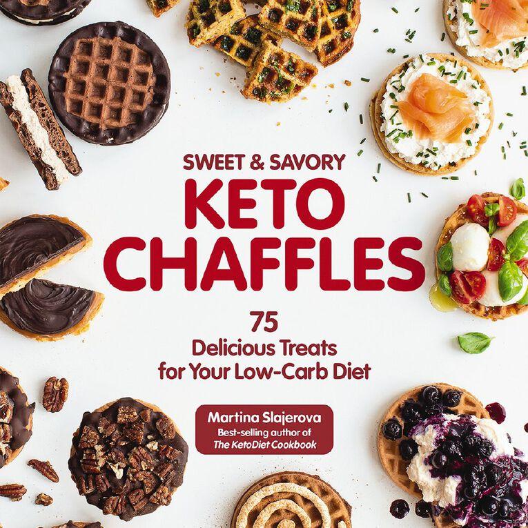 Sweet & Savory Keto Chaffles by Martina Slajerova, , hi-res
