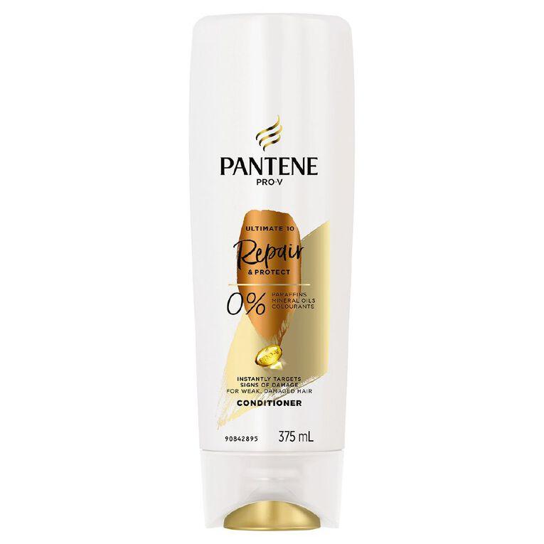 Pantene Ultimate 10 Repair & Protect Conditioner 375ml, , hi-res