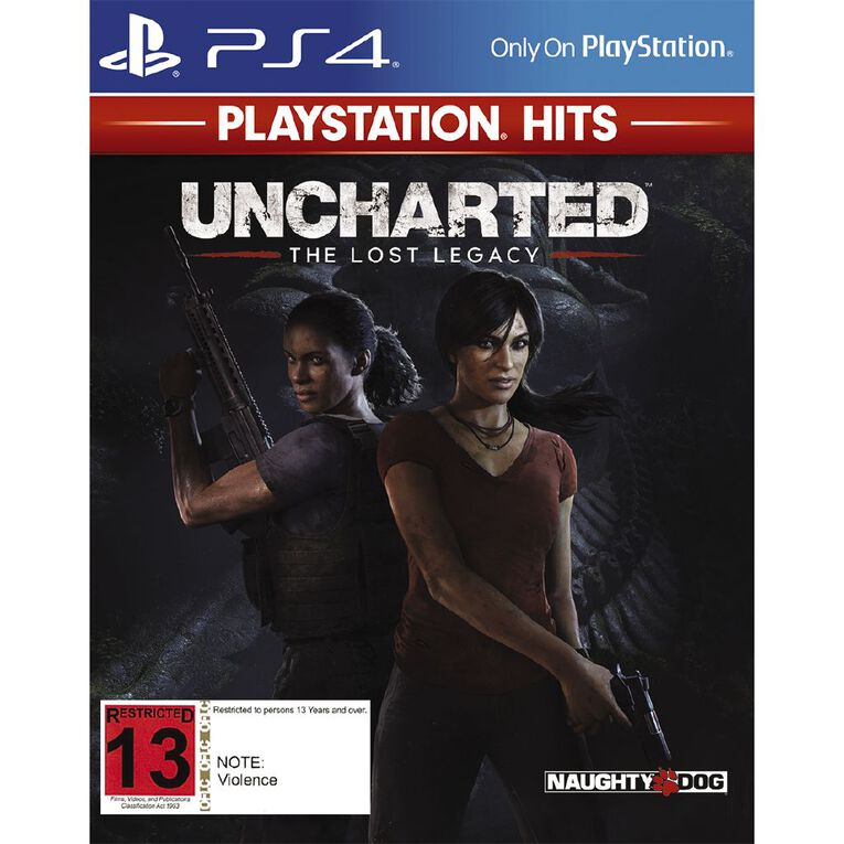 PS4 Uncharted: The Lost Legacy, , hi-res