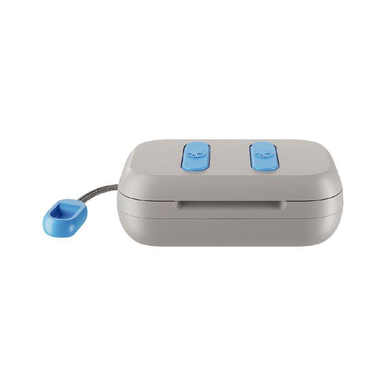 Skullcandy Dime True Wireless Earbuds Light Grey/Blue, , hi-res