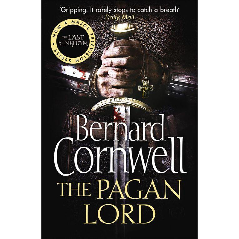 Last Kingdom #7 Pagan Lord by Bernard Cornwell, , hi-res
