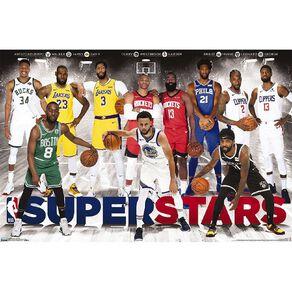 Poster #32 NBA Super Stars 2019
