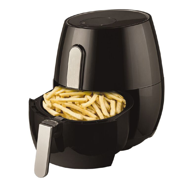 Living & Co Digital Air Fryer 3.5 Litre, , hi-res