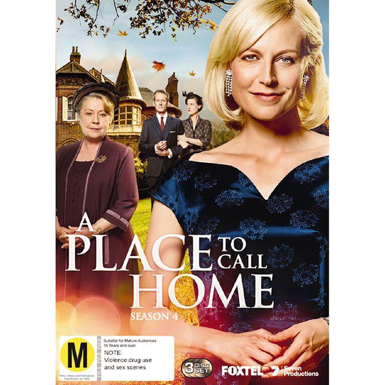 A Place To Call Home Season 4 DVD 3Disc, , hi-res