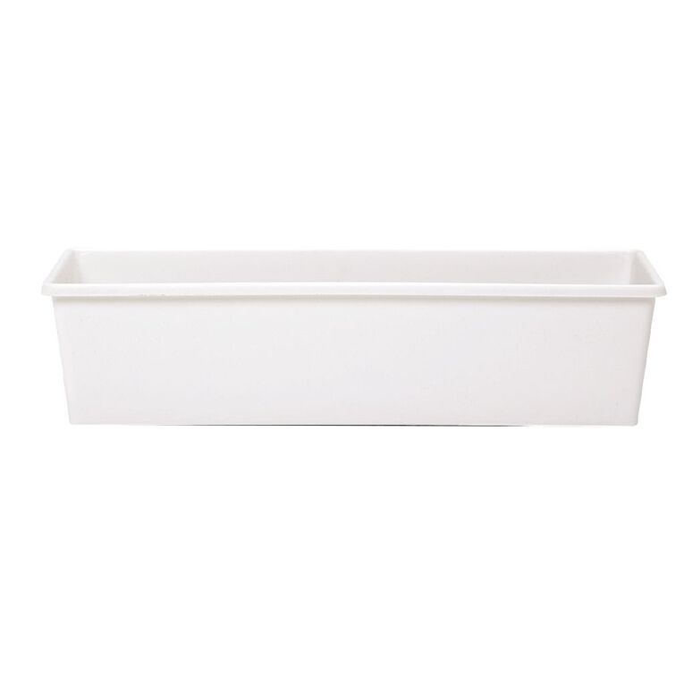 Living & Co Tray Extra Large Wide White White XL, , hi-res