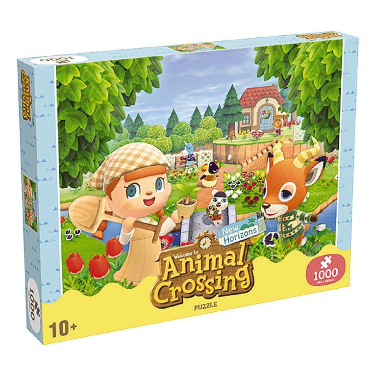 Animal Crossing 1000 Piece Puzzle, , hi-res