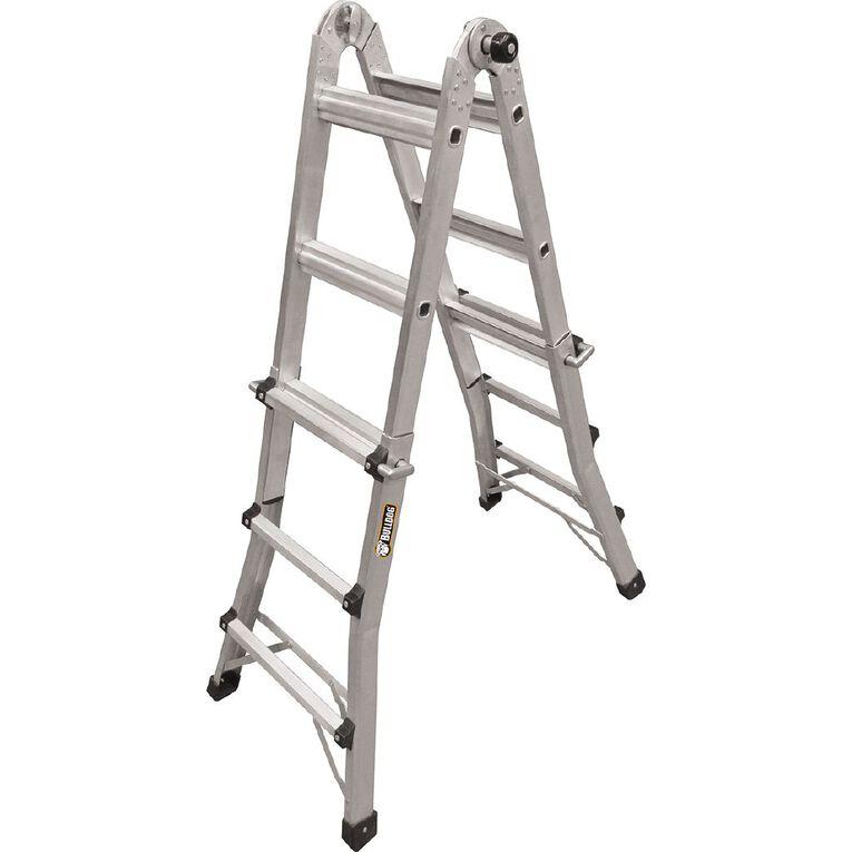Bulldog Multi Function Ladder 3.3m, , hi-res