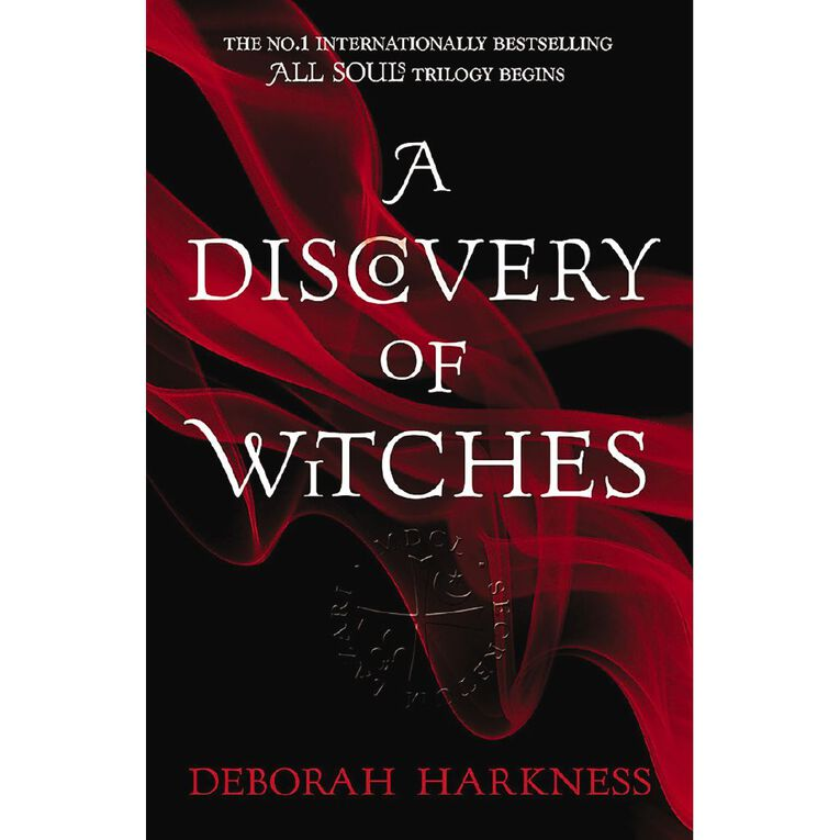 All Souls Trilogy #1  Discovery of Witches Tie-in by Deborah Harkness, , hi-res
